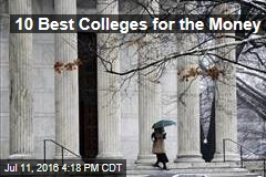 10 Best Colleges for the Money