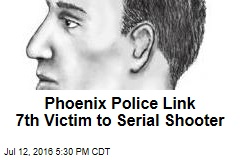 Phoenix Police Link 7th Victim to Serial Shooter