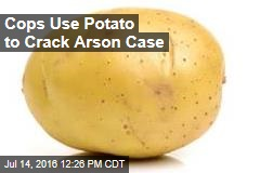 Cops Use Potato to Crack Arson Case