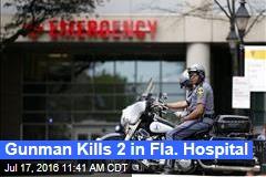 Gunman Kills 2 in Fla. Hospital