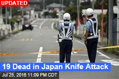 19 Dead in Japan Knife Attack