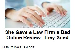 Nursing Student Sued Over Bad Online Review