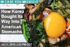How Korea Bought Its Way Into American Stomachs