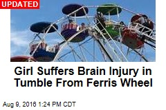 After 'Horseplay,' 3 Girls Tumble From Ferris Wheel