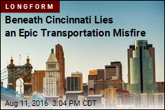 Beneath Cincinnati Lies an Epic Transportation Misfire