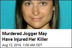 Murdered Jogger May Have Injured Her Killer