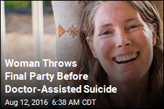 After a Final Party, a Doctor-Assisted Suicide