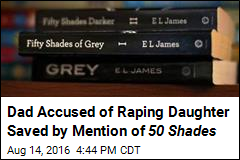 Girl Made Up Rape Allegations About Dad Using 50 Shades