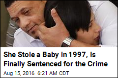 She Stole a Baby in 1997, Is Finally Sentenced for the Crime
