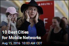 10 Best Cities for Mobile Networks