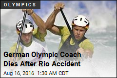 German Olympic Coach Dies After Rio Accident