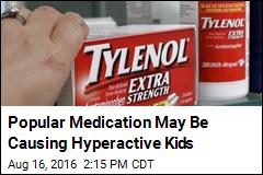 Popular Medication May Be Causing Hyperactive Kids