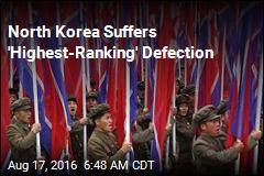 North Korea Suffers 'Highest-Ranking' Defection