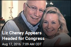 Liz Cheney Appears Headed for Congress