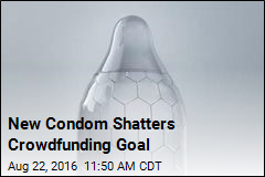 New Condom Shatters Huge Crowdfunding Goal