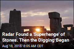 Oops: 'Superhenge' Actually Had No Stones