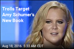 Trolls Target Amy Schumer's New Book