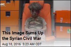 This Image Sums Up the Syrian Civil War