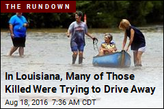 In Louisiana, Many of Those Killed Were Trying to Drive Away