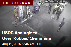 USOC Apologizes Over 'Robbed' Swimmers