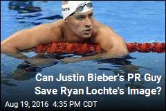 Ryan Lochte Hires Justin Bieber's PR Guy
