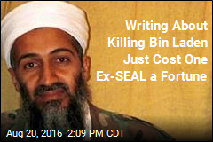 Ex-SEAL Owes Government More Than $6M Over Bin Laden Book