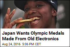 Next Olympic Medals May be Made From Old iPhones