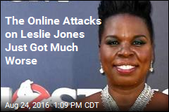 Hacker Posts Leslie Jones' Nude Photos, Personal Info
