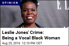 Leslie Jones' Crime: Being a Vocal Black Woman