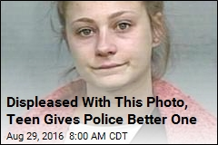 After Jailbreak, Teen Gives Cops Better Mugshot