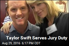 Taylor Swift Serves Jury Duty