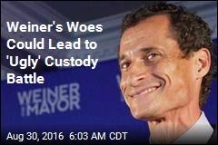 Next in Weiner's Woes: Child Neglect Inquiry?