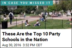 Top 10 Party Schools in the US