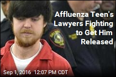 Affluenza Teen's Lawyers Fighting to Get Him Released
