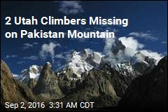 2 Americans Missing on Pakistan Mountain
