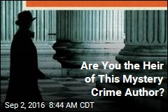 Are You the Heir of This Mystery Crime Author?