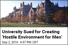Lawsuit: University of Chicago Has 'Anti-Male Gender Bias'