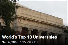World's Top 10 Universities