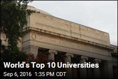 World's Top 10 Universities