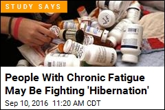 People With Chronic Fatigue May Be Fighting 'Hibernation'