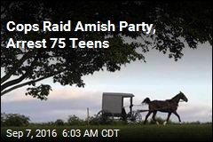 Cops Arrest 75 Amish Teens for Underage Drinking