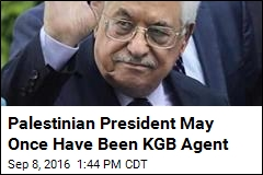 Was Palestinian President Once KGB Agent Code Named 'Mole?'