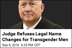 Rights Group Appeals Denial of Transgender Name Change