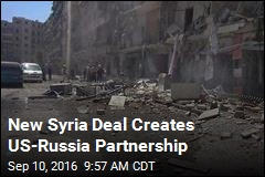 New Syria Deal Creates US-Russia Partnership
