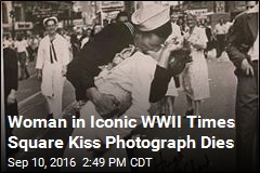 Recipient of Famous WWII Kiss Dies at 92
