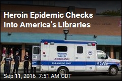 Heroin Epidemic Checks Into America's Libraries