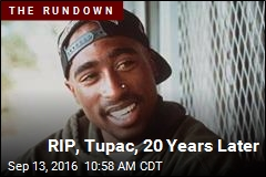 RIP, Tupac, 20 Years Later