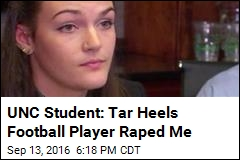 UNC Student: Tar Heels Football Player Raped Me