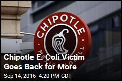 Chipotle E. Coli Victim Asks for Free Burritos