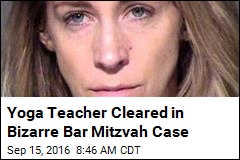 Yoga Teacher Cleared in Bizarre Bar Mitzvah Case